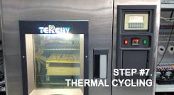 Thermal cycling