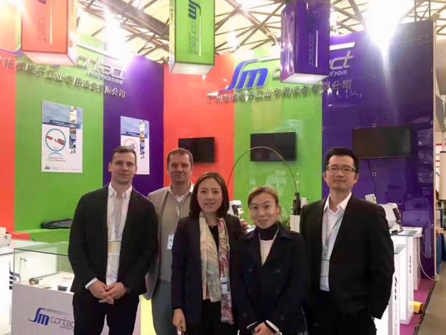 SM Contact Asia team