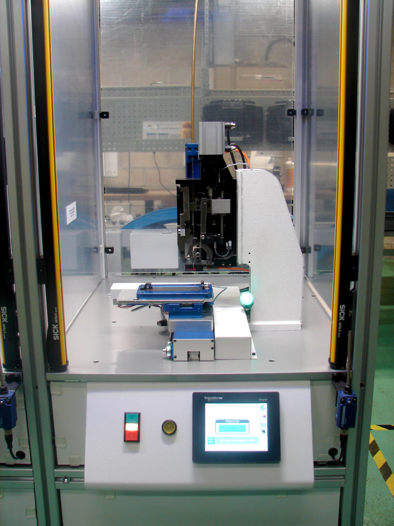 Pin Insertion Equipment Sm Contact Laser Cutting Machine For Printed Circuit Boards With Inline Measuring It Was Designed As Stand Alone Or Small And Medium Production Volumes Up