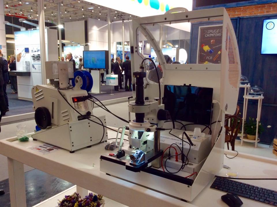 Benchtop micrograph laboratory SKB 4000