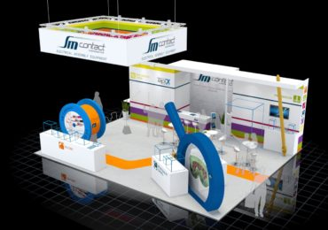 SM Contact stand A5.251 on productronica